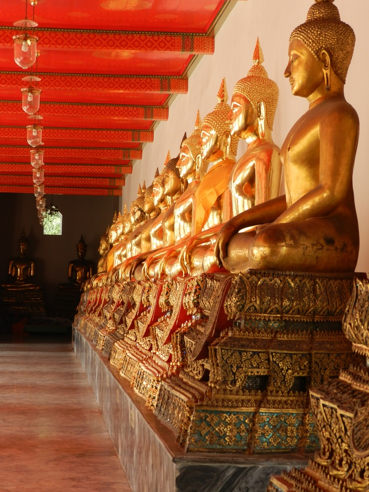 Wat Pho #bangkok #mustsee #accorcityguide The nearest Accor hotel : VIE Hotel Bangkok