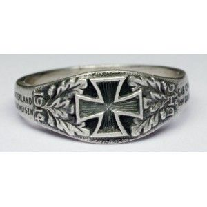 The Iron Cross Ring of the year 1914
