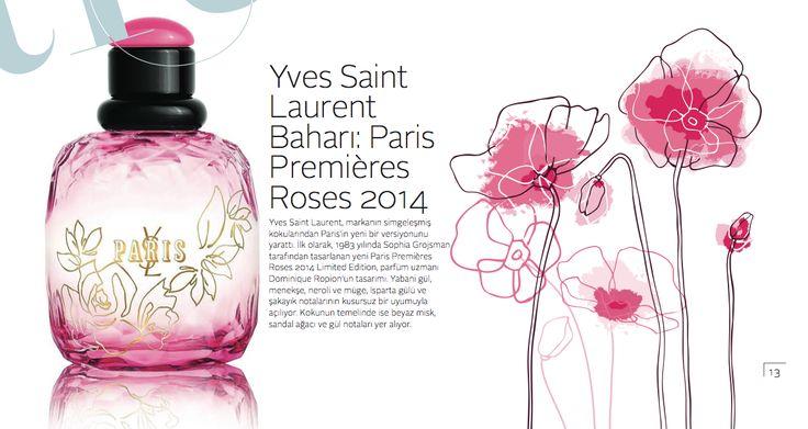 Yves Saint Laurent Baharı