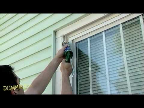Caulk windows is a good idea to do every few years. #DIY #home #handyman