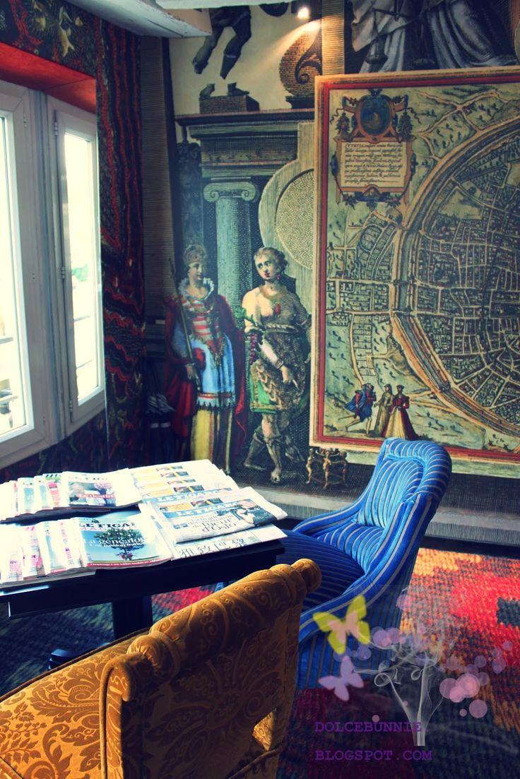 Lacroix Designed Hotel Interior Design BlogsVintage
