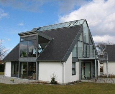 Certifications - VRS glass roof system is CE-marked (DS/EN14351-1). VRS can also be part of the building's fire strategy - EN12101-2 Natural Smoke and Fire Ventilation.