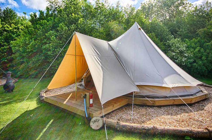 Luxury Mega Glamping Pods In Norfolk | Deer's Glade