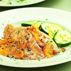 Pacific Sole with Oranges & Pecans - EatingWell.com