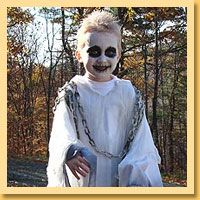 toddler ghost costume | Scary Costumes For Kids - Scary Halloween Costumes For Kids