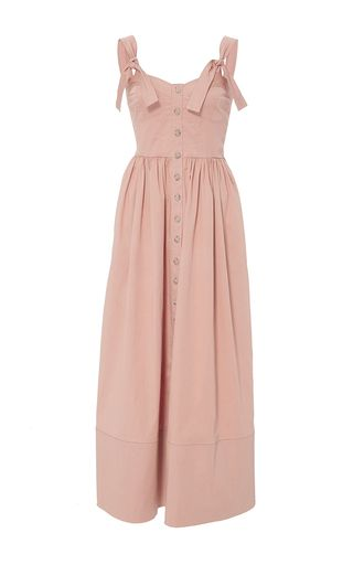 Rebecca Taylor - Cotton Midi Dress 3