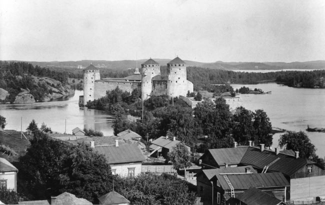 Olavinlinna, Savonlinna, FInland