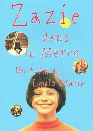 Louis Malle 地下鉄のザジ