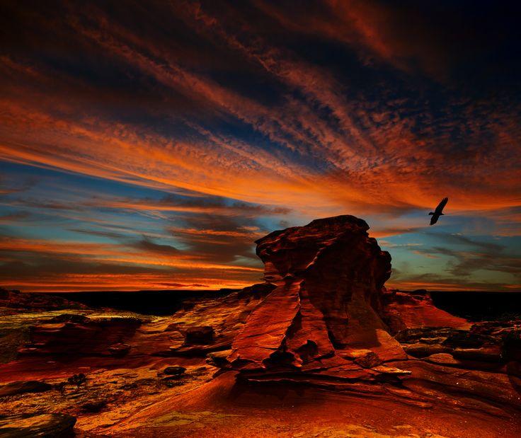 sunset in Atacama.. soooon