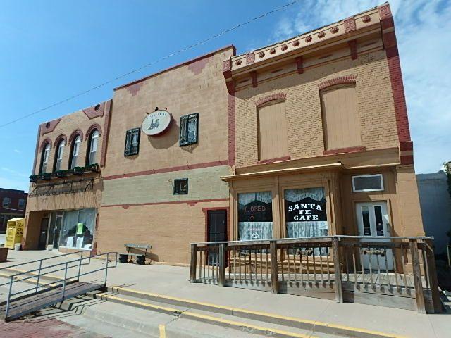 Commercial Property for Sale, Burlingame KS $81,500