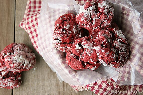 Red Velvet Gooey Butter Cookies: Cake Cookies, Butter Cake, Food, Cream Cheese, Cake Mix Cookies, Cookies Recipe, Redvelvet, Dessert