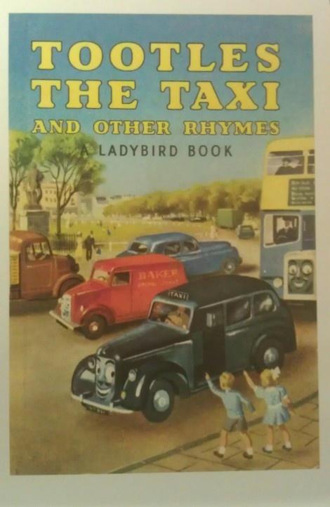 Ladybird book - Tootles The Taxi