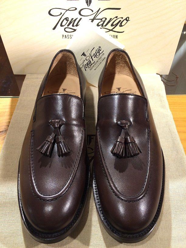 Brown Loafer HandMade Tony Gargo Man
