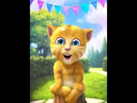 Lagu Burung Kakatua versi Kucing Imut - Lagu Anak Indonesia