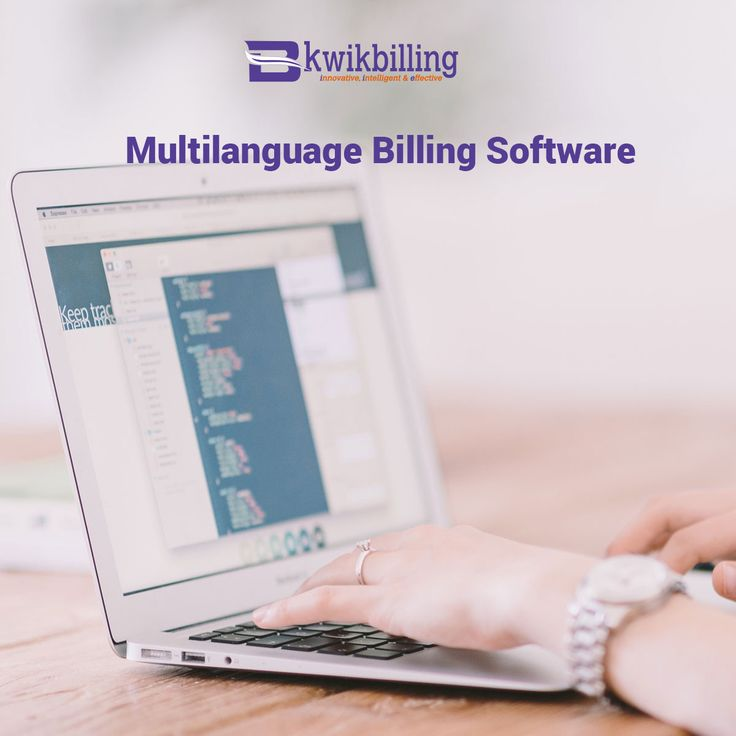 Best Multi Language Online Billing Software Images On Pinterest - Invoice billing software free download full version online tile store