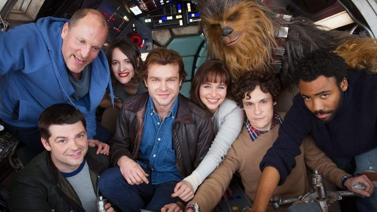The Han Solo Movie Gets Its First Cast Shot as Filming Begins in London