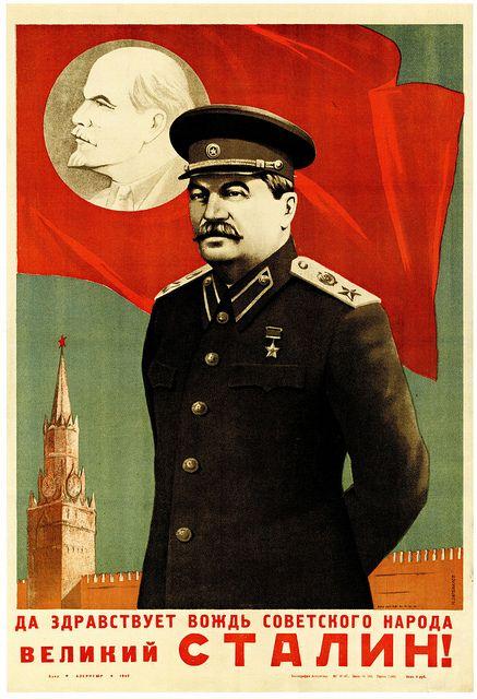 Long Live Stalin (1947)