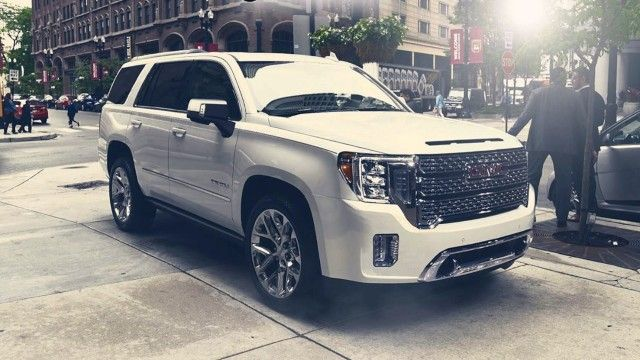 2021 Gmc Yukon Denali Facelift Interior Revamp Price Gmc
