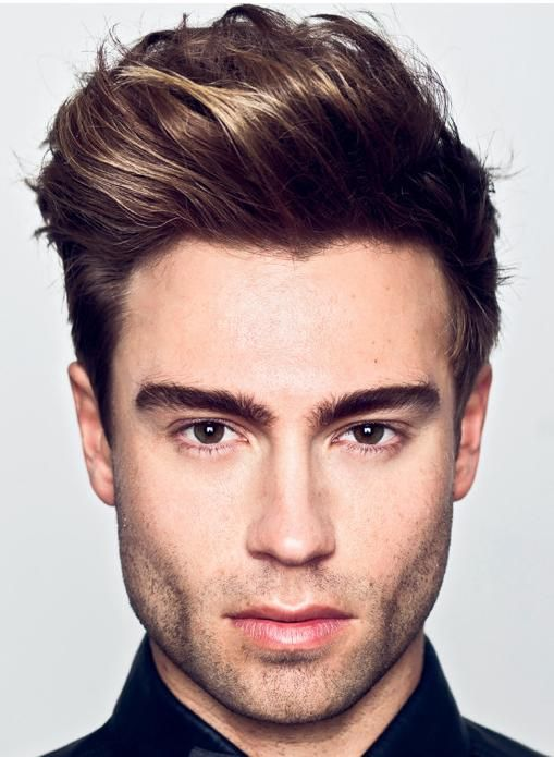 The Wavy Squre Quiff Hairstyle ht5 Wavy Quiff Hairstyles ...