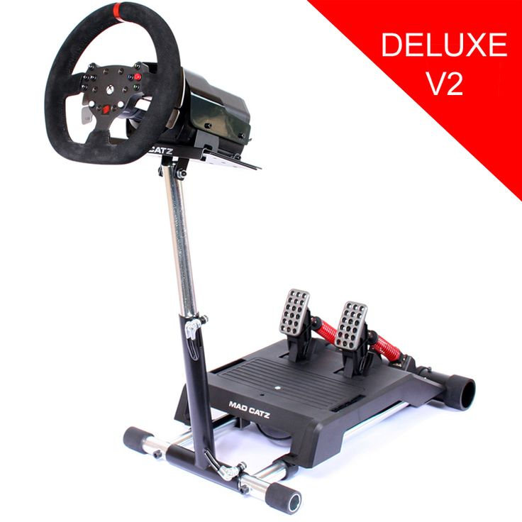 Wheel Stand Pro for Mad Catz Pro Racing Force Feedback Wheel - Product - Wheelstandpro