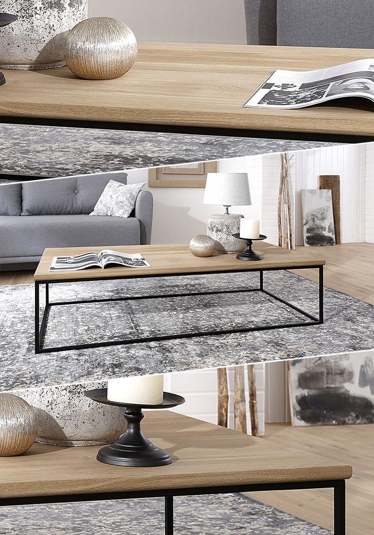 Der Imposante Mittelpunkt Für Jedes Landhaus Wohnzimmer! Der Couchtisch  U201eManadiu201c überzeugt Mit