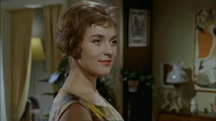 som Grethe, i Jetpiloter fra 1961.