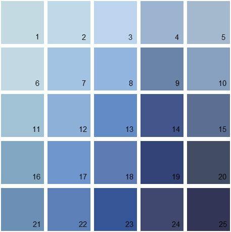 Ideas Design Benjamin Moore Blue Paint Colors
