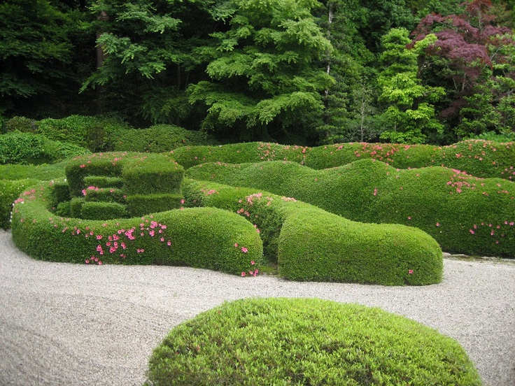 Terrific Japanese Zen Garden Ideas