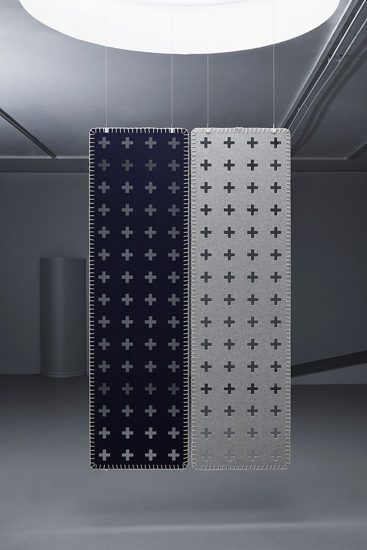 Kirei echopanel geometric tiles building for health - 10 Fabric Wall Covering Standouts From Neocon 2017