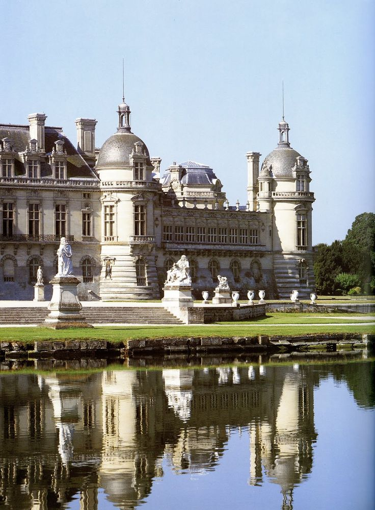 130 best mus e cond ch teau de chantilly images on pinterest chantilly france portrait - Chateau de chantilly adresse ...