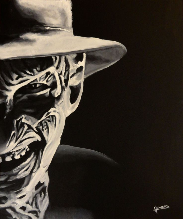 Son of 100 Maniacs - Freddy Krueger by Lee-Howard-Art.deviantart.com on @deviantART
