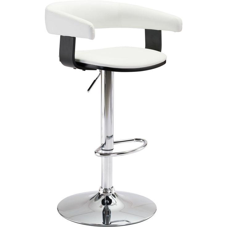 Fuel Bar Chair, White