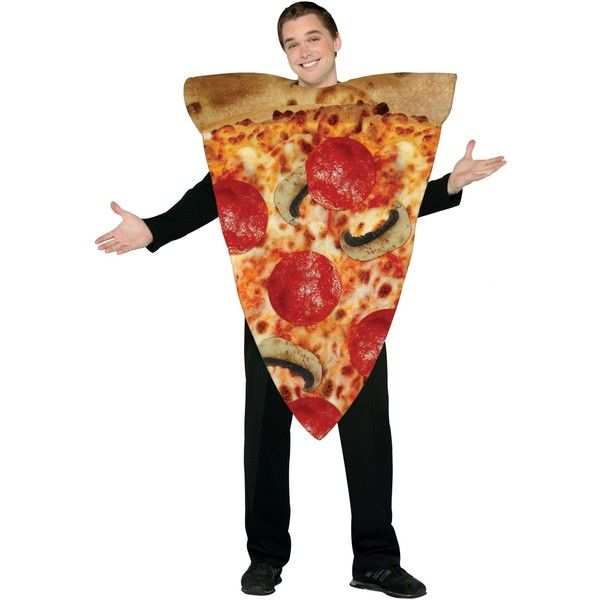 my boy wanted a kids pizza halloween costume because itu0027s his favorite food ever we ended up getting him the tunic style kids pizza slice halloween costume