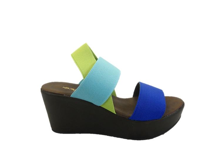 Rapisardi  9245  Blue/Green  £45