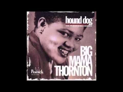 Big Mama Thornton-They call me big mama #Blues #Big_Mama_Thornton #Willie_Mae_Thornton