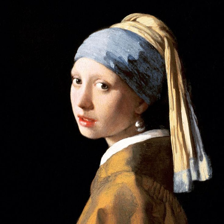Girl with a Pearl Earring 1665 Johannes Vermeer inspiration #HERSE #vermeer #art #revitalized #silk #kimono #goldenmarilyn #collection17