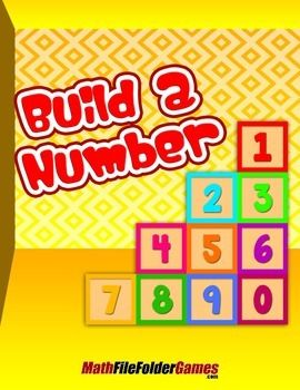 Build a Number {Place Value Game} https://www.teacherspayteachers.com/Product/Build-a-Number-Place-Value-Game-1456491