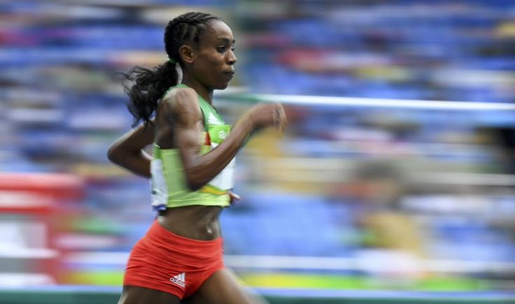 Welcome To CartGuide. : RIO 2016: Ethiopia's Almaz Ayana smashes the 10,000m world record set in 1993 and wins Africa's first gold medal.