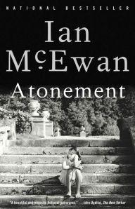 Title: Atonement, Author: Ian McEwan.  #books #TBRList #beachbook