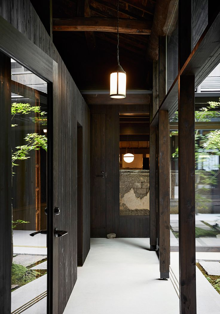 japanese house interior design. guesthouse opens inside revamped century-old \ japanese house interior design