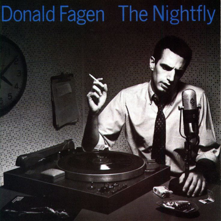 The Nightfly - Vinyl LP - Donald Fagen