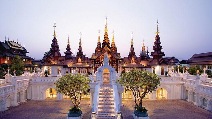 Chiang Mai, Thailand: Dharadhevi, Dhara Dhevi, Chiangmai, Travel, Places, Oriental Dhara, Chiang Mai Thailand, Mandarin Oriental, Luxury Hotels
