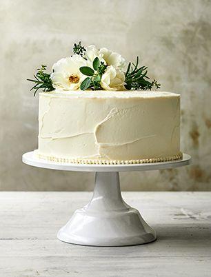 Gluten Free White Cake