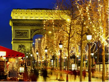Paris at Christmas? Magical...don't miss the Christmas Market on the Champs Elysee!