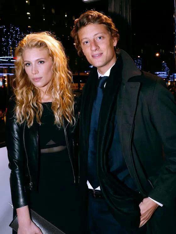 Marie & Arthur de Villepin Paris - Yves Saint Laurent ...