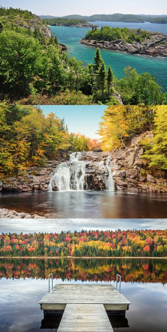 Visit these beautiful Canadian Parks this fall.