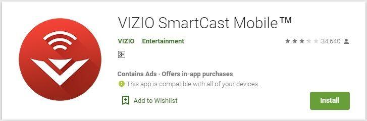 Download Vizio Smartcast App For Pc Free Windows 10 8 7 Mac In 2020 Vizio App Tv Controller