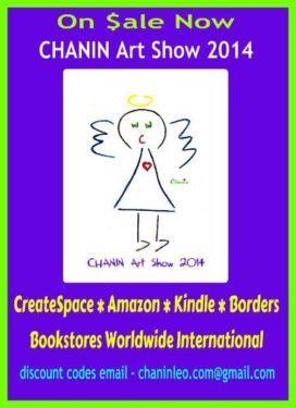 CHANIN Art Show 2014 on sale AMAZON