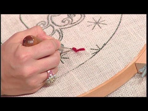 Mass Appeal Learn the Art of Traditionally Rug Hooking! - YouTube