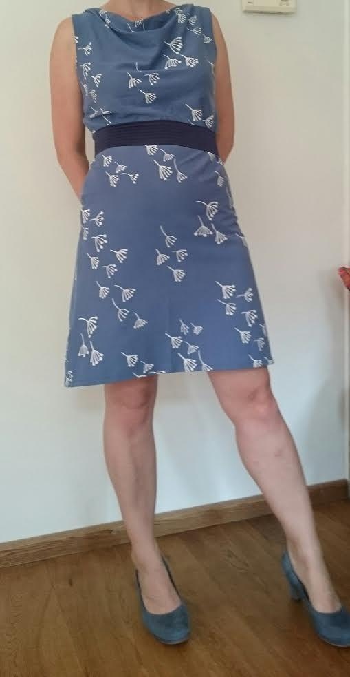 Audrey jurk van het boek droomurken
